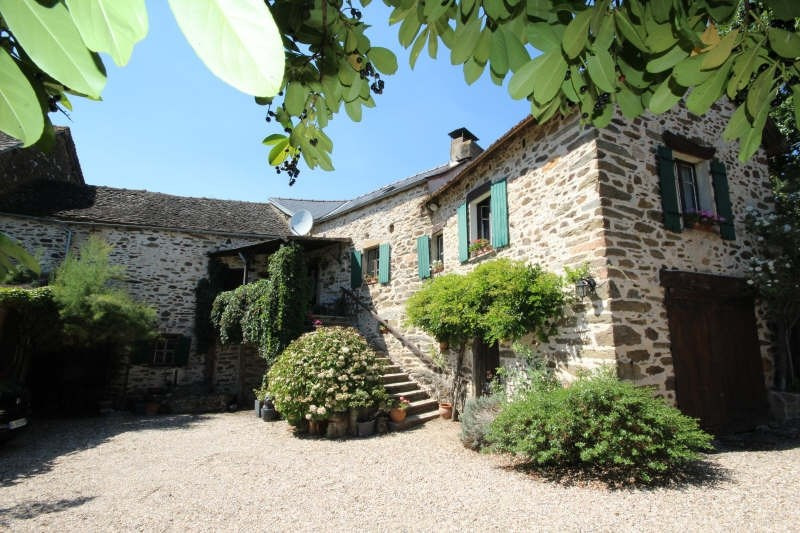 Sale house / villa La salvetat peyrales 145000€ - Picture 1