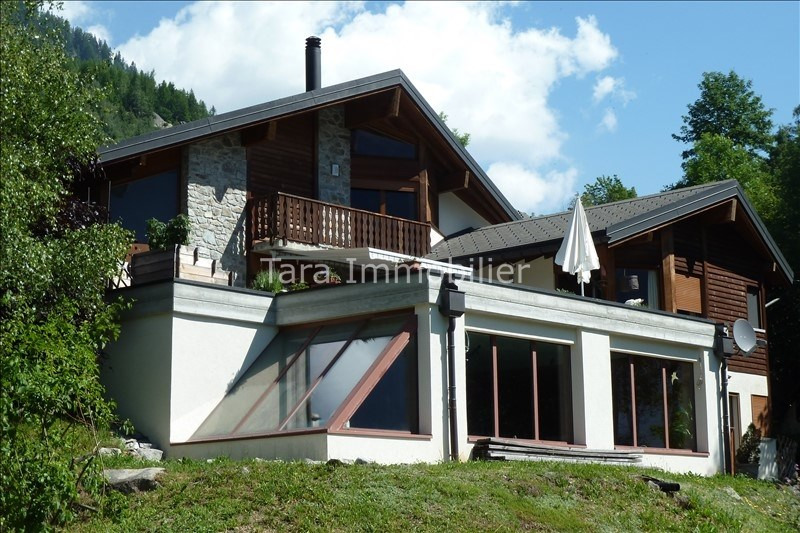 Deluxe sale house / villa Finhaut vs 1 300 000€ - Picture 1