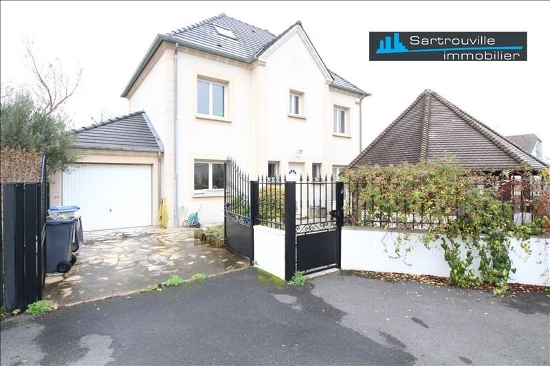 Sale house / villa Sartrouville 560000€ - Picture 1