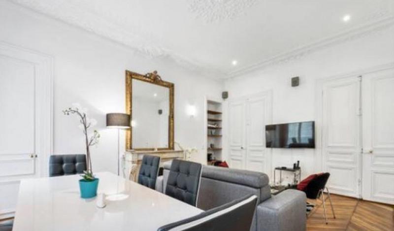 Alquiler  apartamento Paris 8ème 4300€ CC - Fotografía 3