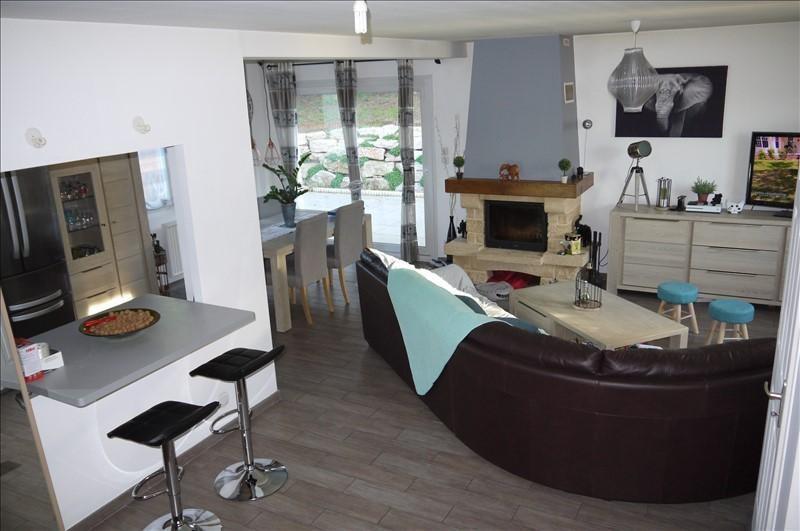 Venta  casa Reventin vaugris 255000€ - Fotografía 4