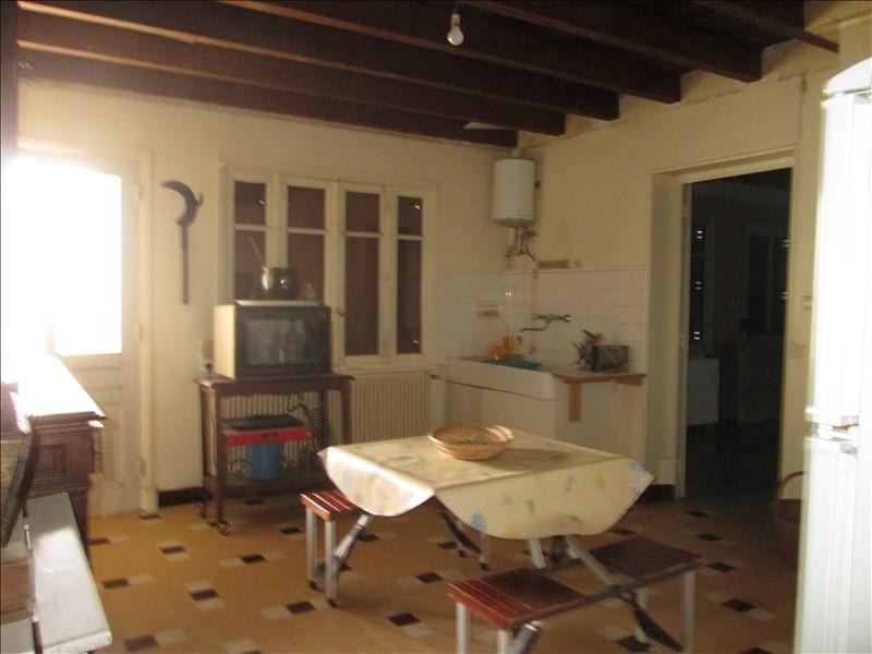 Vente maison / villa Romenay 120000€ - Photo 3