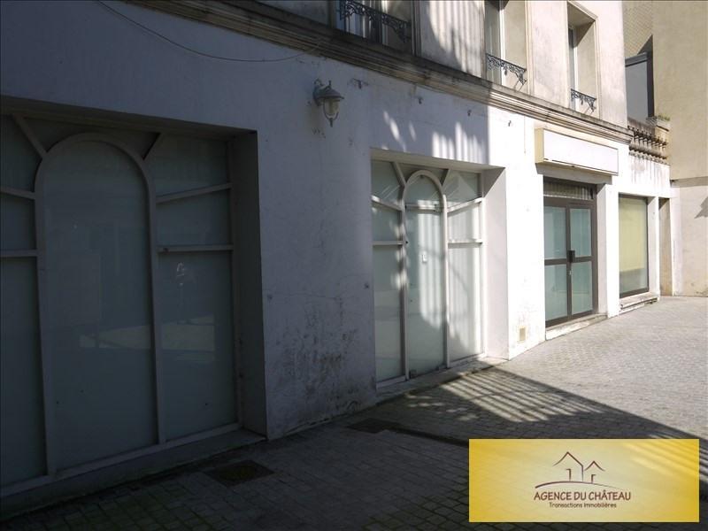 Vente local commercial Mantes la jolie 125000€ - Photo 1