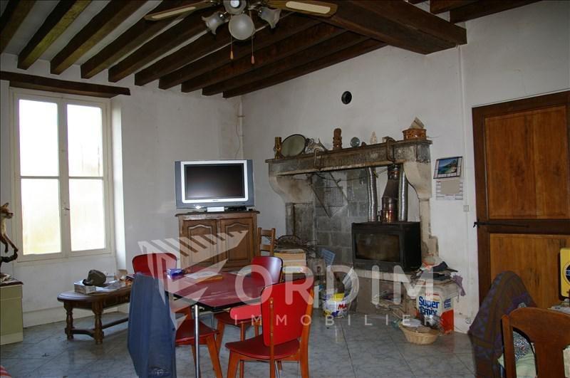 Sale house / villa St sauveur en puisaye 121000€ - Picture 6