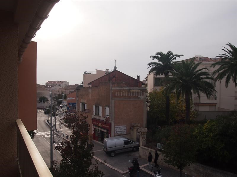 Vacation rental apartment Bandol 265€ - Picture 1