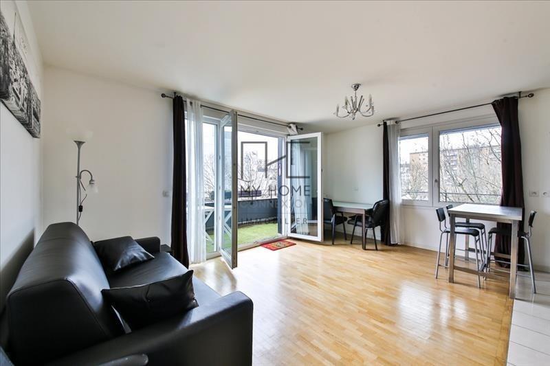 Vente appartement Paris 17ème 499000€ - Photo 1
