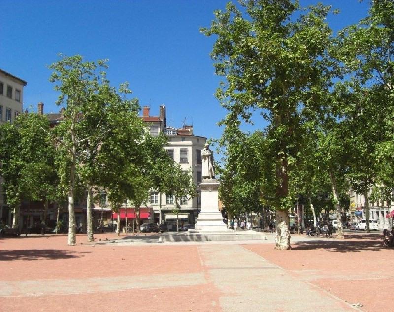 Vente appartement Lyon 4ème 219000€ - Photo 1