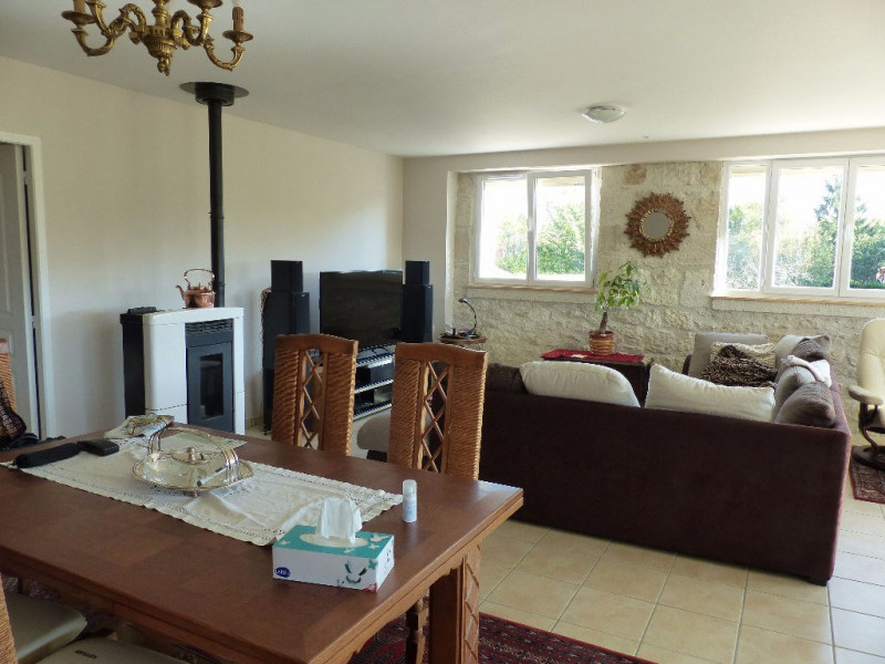 Sale house / villa La croix blanche 371000€ - Picture 11