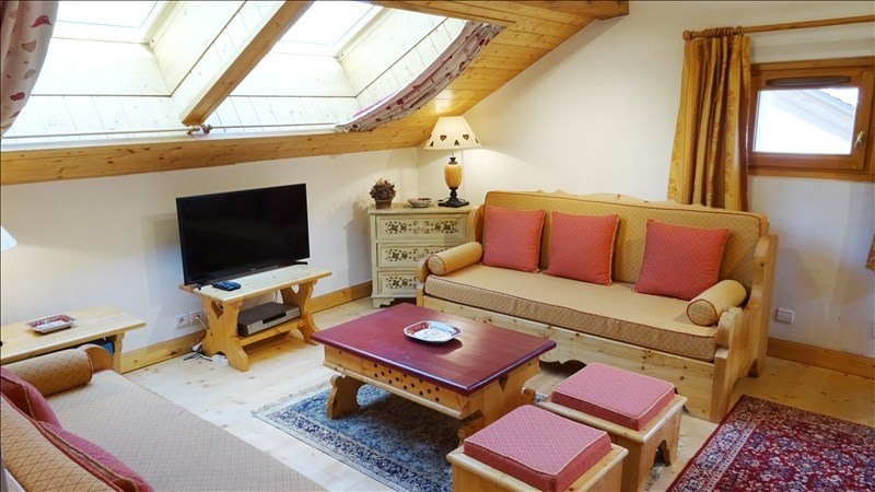 Vente de prestige appartement Meribel 568 000€ - Photo 4