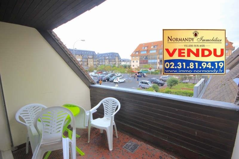 Vente appartement Villers sur mer 149900€ - Photo 1