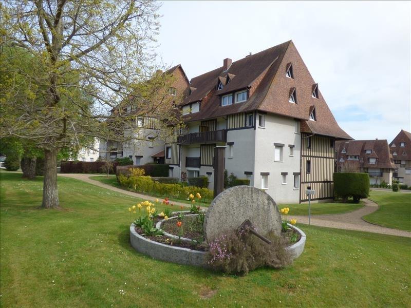 Verkoop  appartement Villers-sur-mer 195000€ - Foto 1