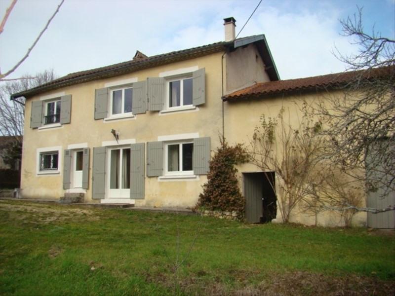 Vente maison / villa Mussidan 136800€ - Photo 1
