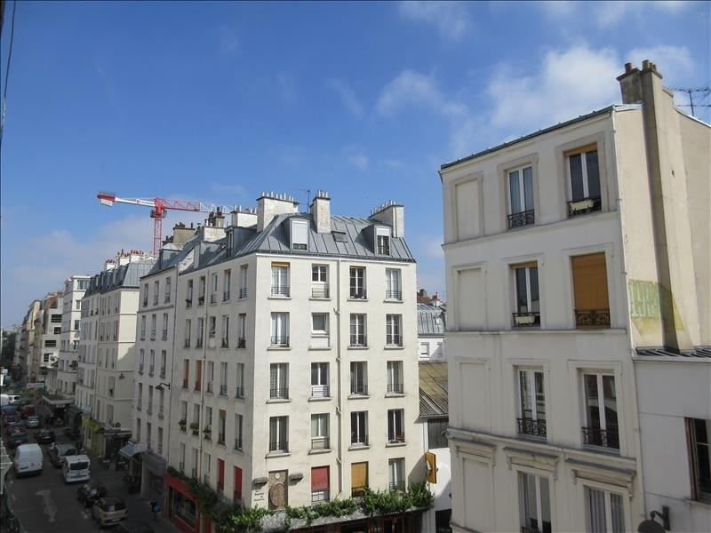 Sale apartment Paris 11ème 300 000€ - Picture 2