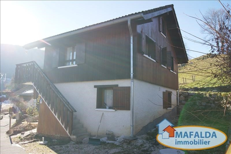Vente maison / villa Mont saxonnex 233000€ - Photo 3