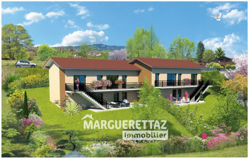 Vente maison / villa Cranves-sales 395000€ - Photo 1