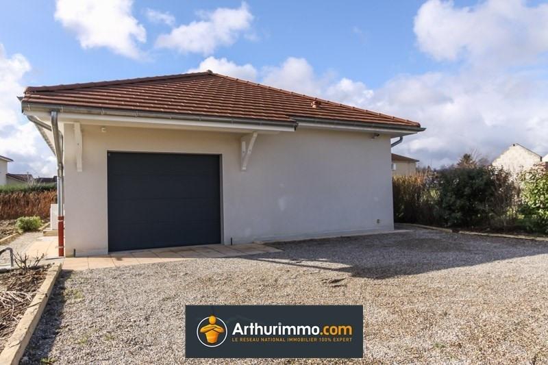 Vente maison / villa Morestel 323000€ - Photo 11