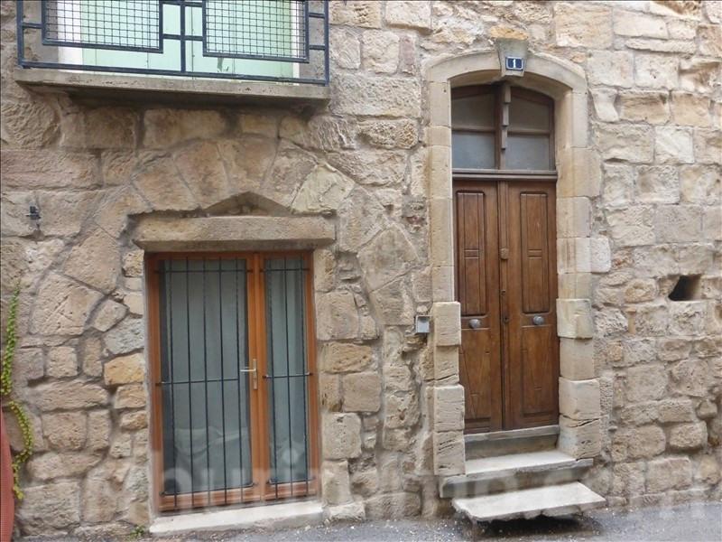 Sale house / villa St jean de la blaquiere 151000€ - Picture 1