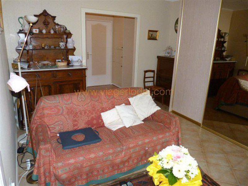 Vendita nell' vitalizio di vita appartamento Golfe-juan 65000€ - Fotografia 3