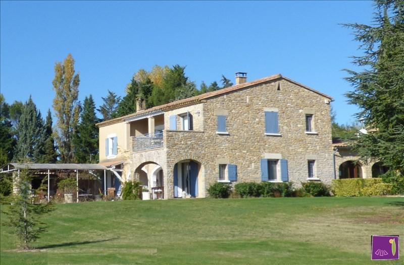 Vente de prestige maison / villa Uzes 1150000€ - Photo 4