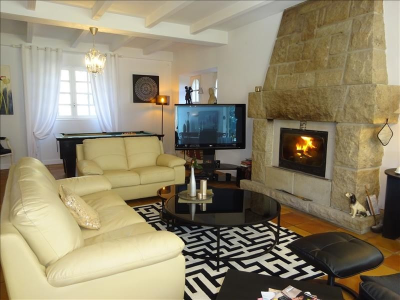 Sale house / villa Bourg blanc 515000€ - Picture 3