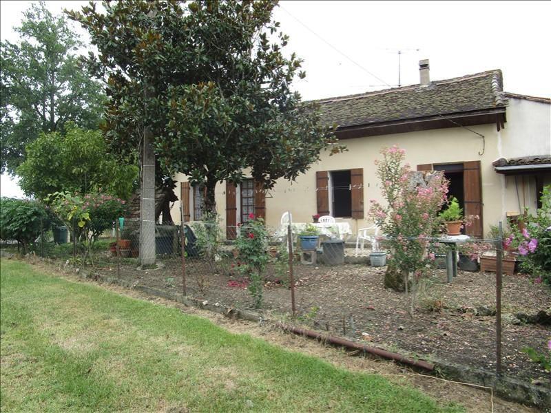 Sale house / villa Le fleix 96000€ - Picture 1