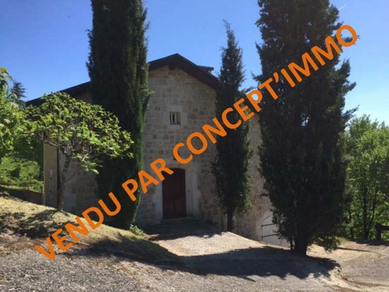 Vendita casa Culoz 235000€ - Fotografia 1