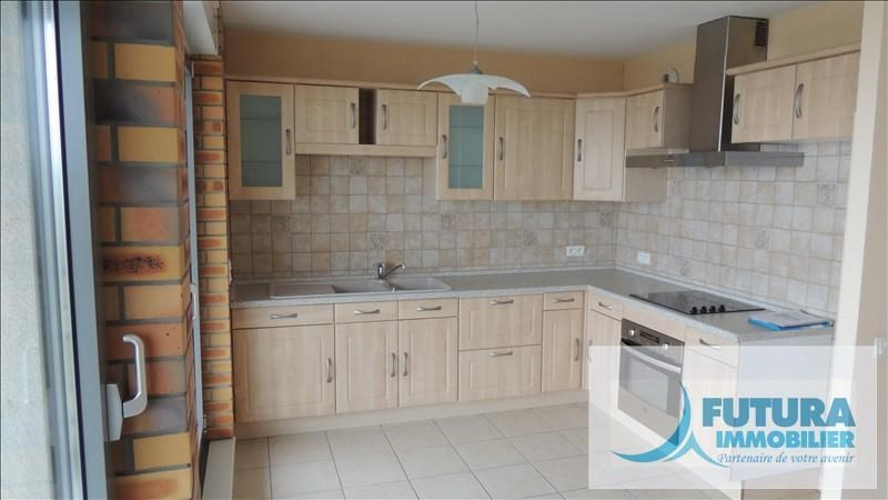 Vente appartement Oeting 156600€ - Photo 4