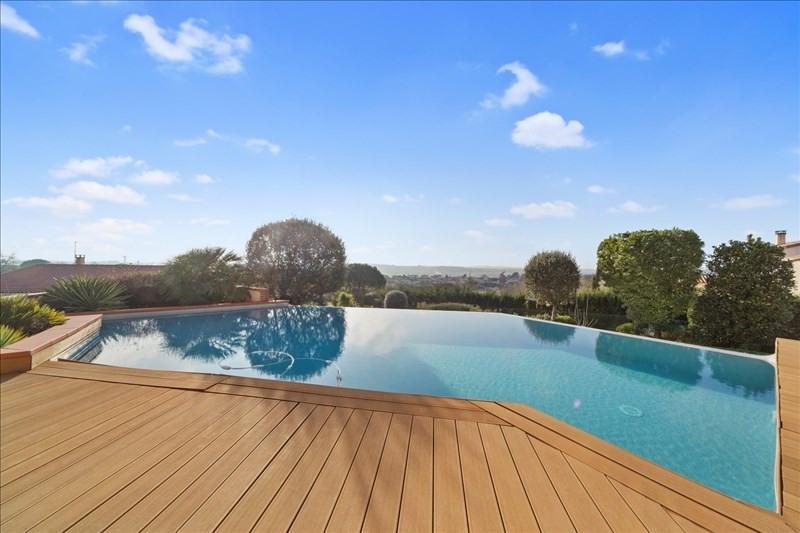 Vente de prestige maison / villa Aigrefeuille 850000€ - Photo 2