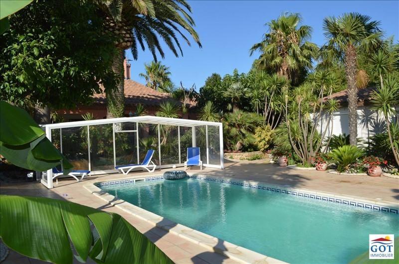 Deluxe sale house / villa Claira 485000€ - Picture 1