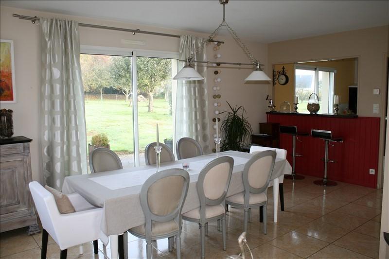 Vente maison / villa La croix hellean 262500€ - Photo 2