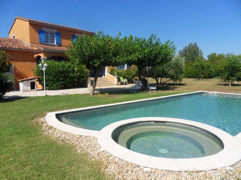 Vente maison / villa Entraigues sur la sorgue 420000€ - Photo 2