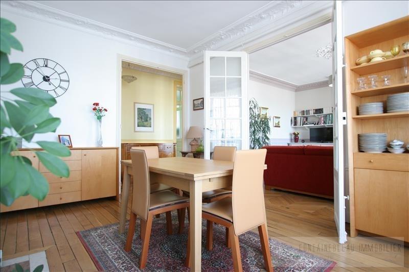 Sale apartment Fontainebleau 398000€ - Picture 2