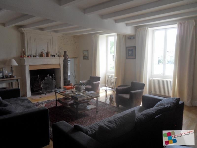 Vente maison / villa Salles d angles 424 000€ - Photo 5