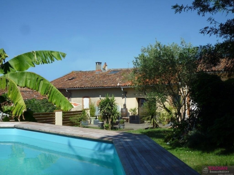 Vente maison / villa Nailloux 352 000€ - Photo 2