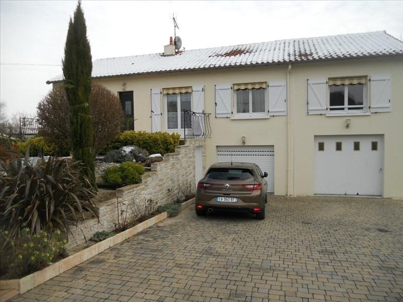 Vente maison / villa Magne 183750€ - Photo 9