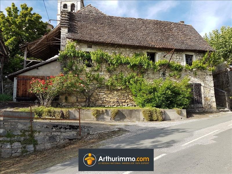Sale house / villa Morestel 43000€ - Picture 1
