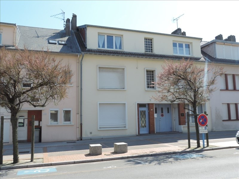 Vente appartement Fort mahon plage 122900€ - Photo 1