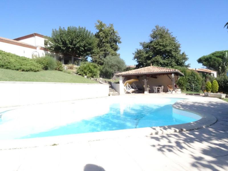 Sale house / villa Villeneuve sur lot 370000€ - Picture 1