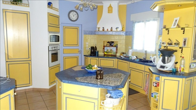 Vente maison / villa St martin le beau 294000€ - Photo 3