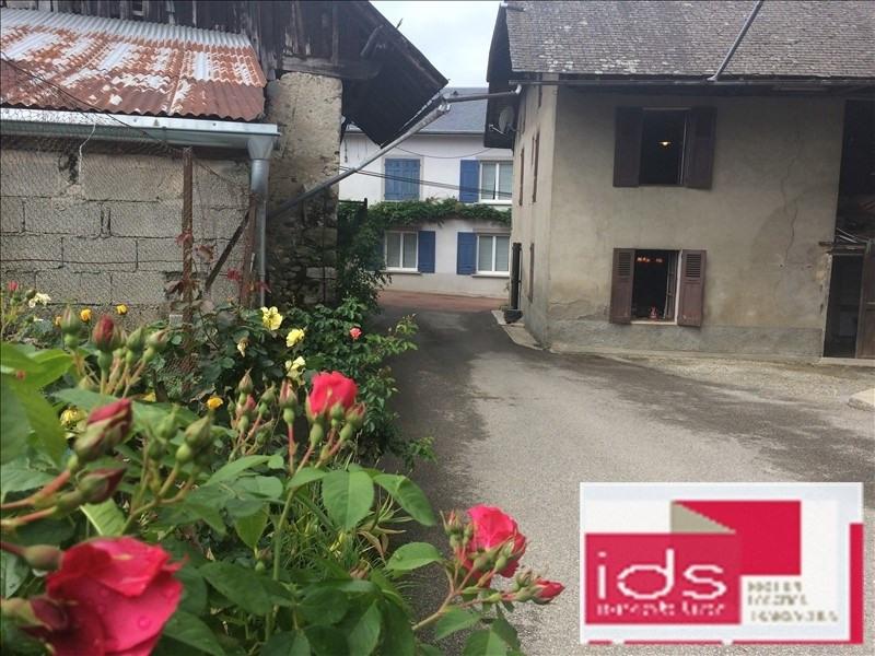 Sale house / villa Planaise 99000€ - Picture 1
