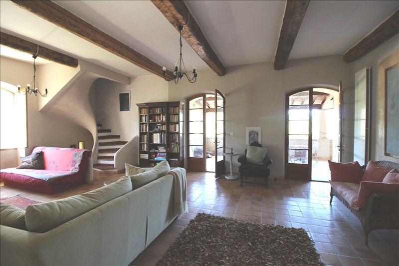 Immobile residenziali di prestigio casa Blauvac 590000€ - Fotografia 6