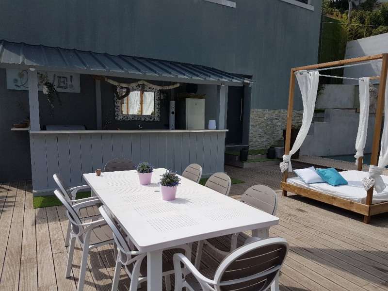 Verkoop van prestige  huis Villeneuve les avignon 1175000€ - Foto 13