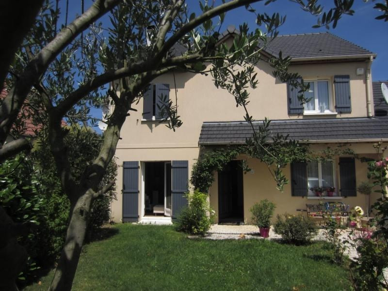 Sale house / villa Le plessis bouchard 430 000€ - Picture 1