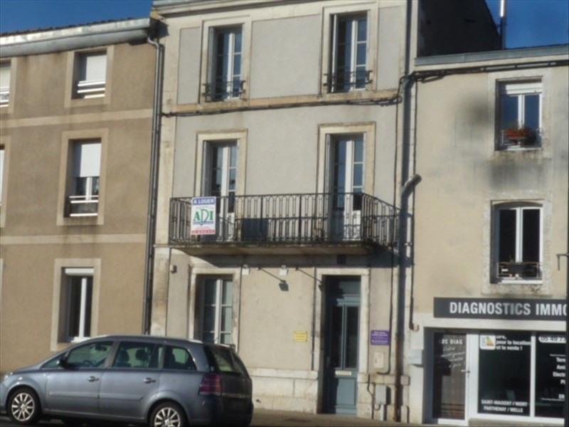 Vente immeuble St maixent l ecole 121000€ - Photo 1