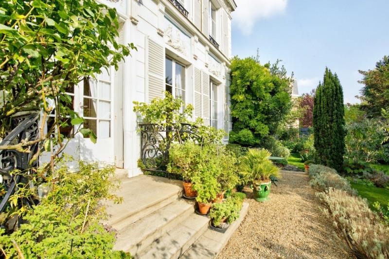 Immobile residenziali di prestigio casa Paris 16ème 5300000€ - Fotografia 2
