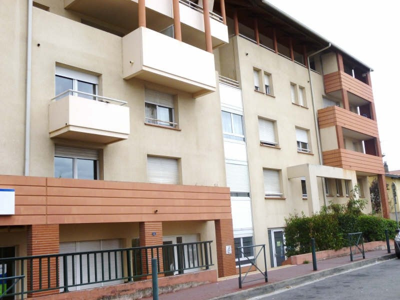 Rental apartment Toulouse 533€ CC - Picture 1