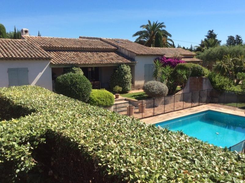 Vente de prestige maison / villa Roquebrune sur argens 598000€ - Photo 1