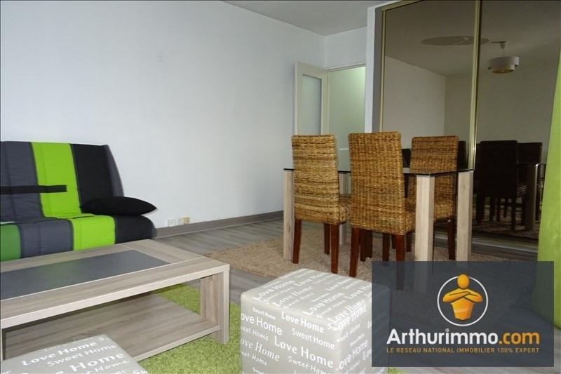 Rental apartment St brieuc 510€ CC - Picture 2