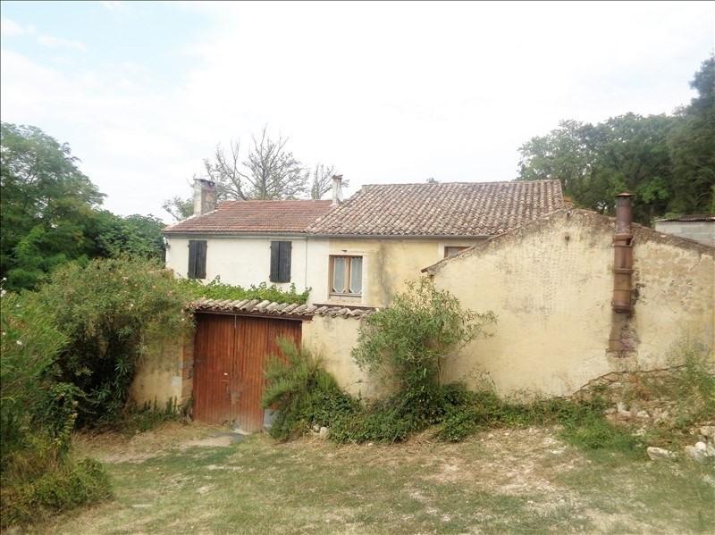 Venta  casa Mondragon 418000€ - Fotografía 1