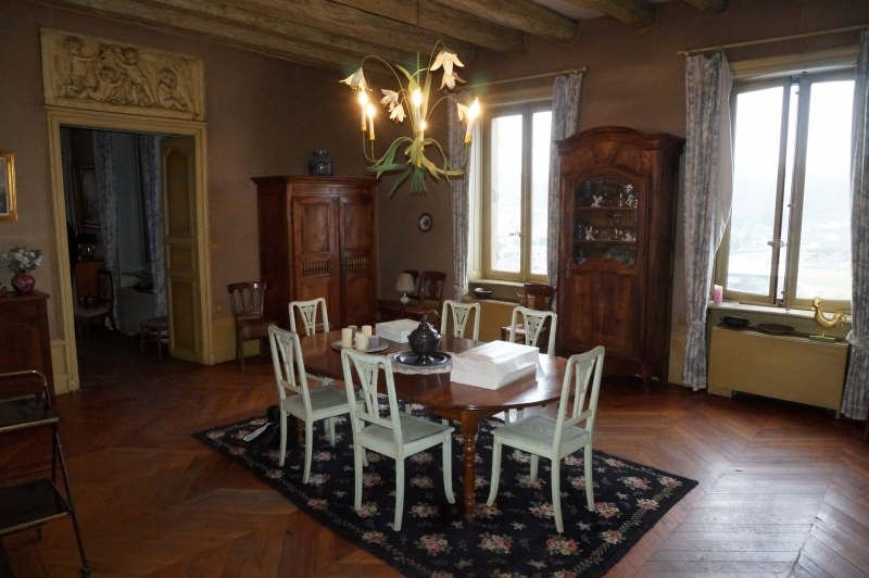 Revenda residencial de prestígio casa Vienne 728000€ - Fotografia 4